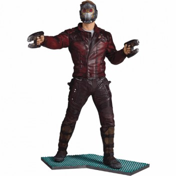 STAR LORD COLLECTOR GALLERY STATUE