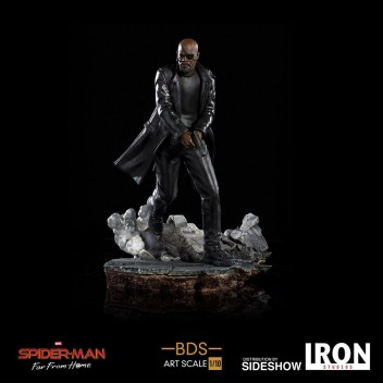 NICK FURY 1/10 BDS ART SCALE STATUE  - SPIDER-MAN FAR FROM HOME