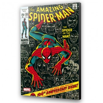 MARVEL MYTHIQUE COVER ART 05 -  AMAZING SPIDER-MAN 100