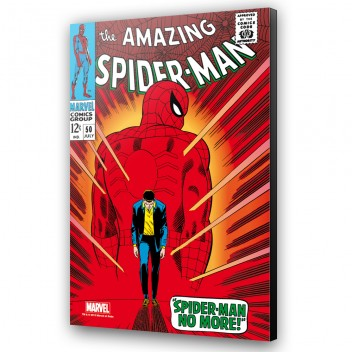 MARVEL MYTHIQUE COVER ART 12 - AMAZING SPIDER-MAN 50