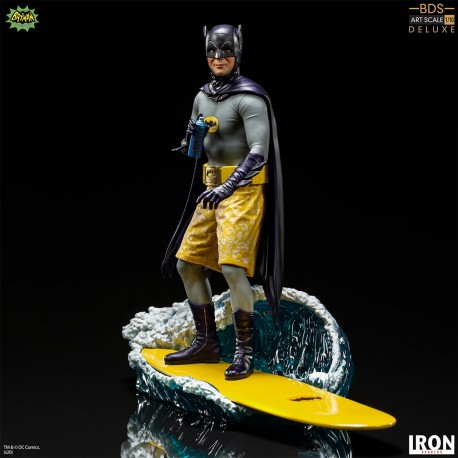 BATMAN DELUXE BDS ART SCALE 1/10 - BATMAN 66