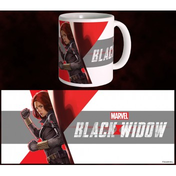 BLACK WIDOW MOVIE - MUG 01