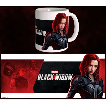 BLACK WIDOW MOVIE - MUG 02