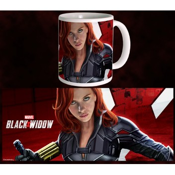 BLACK WIDOW MOVIE - MUG 04