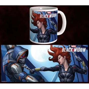 BLACK WIDOW MOVIE - MUG 06