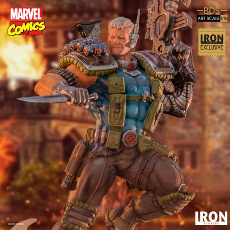CABLE - 1/10 BDS ART SCALE EXCLUSIVE