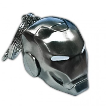 IRON MAN HELMET (MARK II) KEYCHAIN - MARVEL