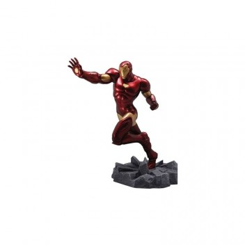 IRON MAN CIVIL WAR STATUE - MARVEL