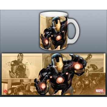 MARVEL MUG IRON MAN - IRON MAN MARVEL NOW
