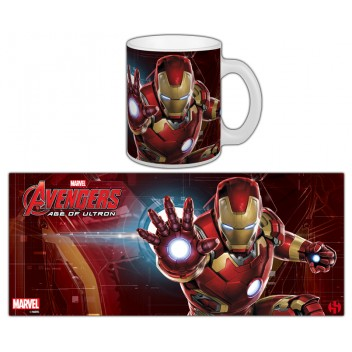 MARVEL MUG IRON MAN - AOU - SERIE 1