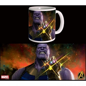 MARVEL MUG AVENGERS : INFINITY WAR - THE TITAN