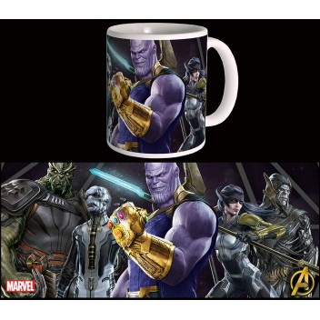 MARVEL MUG AVENGERS : INFINITY WAR - THE BLACK ORDER