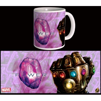 MARVEL MUG AVENGERS : INFINITY WAR - POWER STONE MUG