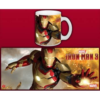 MARVEL MUG IM3 MARK XLII