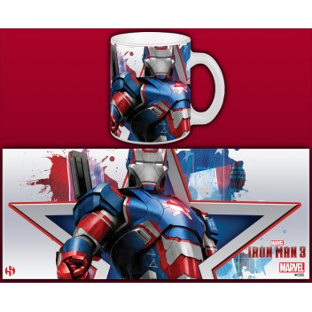 MARVEL MUG IM3 IRON PATRIOT
