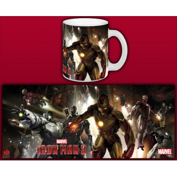 MARVEL MUG IM3 HOUSE PARTY