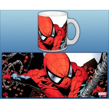 MARVEL MUG SPIDER-MAN QUESADA