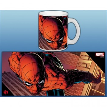 MARVEL MUG SPIDER-MAN QUESADA 2