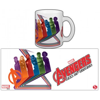 MARVEL MUG GROUPE POP - AOU - SERIE 2