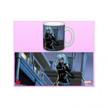 MARVEL MUG BLACK CAT