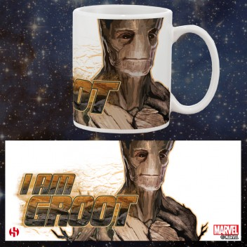 MARVEL MUG GROOT - GUARDIANS OF THE GALAXY