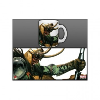 MARVEL MUG VILLAINS - LOKI