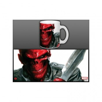 MARVEL MUG VILLAINS - RED SKULL