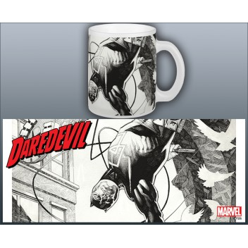 "MARVEL MUG ""BLACK & WHITE"" - DAREDEVIL"