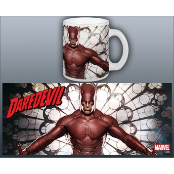 "MARVEL MUG ""CHURCH"" - DAREDEVIL"