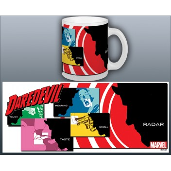 "MARVEL MUG "" 4 SENSES"" - DAREDEVIL"