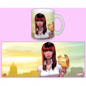 MARVEL MUG MARY JANE