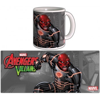 MARVEL MUG RED SKULL - AVENGERS VILLAINS