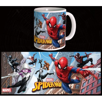 MARVEL MUG SPIDER-MAN: EVERYBODY LET'S GO!
