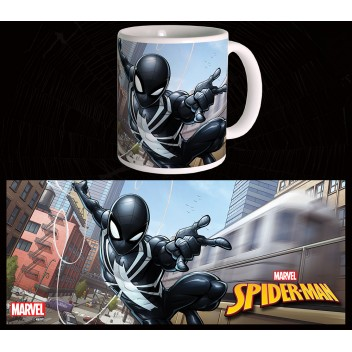 MARVEL MUG MARVEL'S SPIDER-MAN: BLACK SUIT SPIDER-MAN