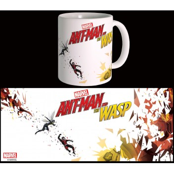 MARVEL MUG ANT-MAN & THE WASP - TINY HEROES