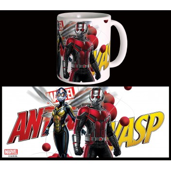 MARVEL MUG ANT-MAN & THE WASP - PARTICLES