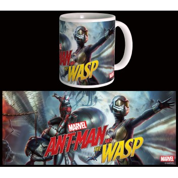 MARVEL MUG ANT-MAN & THE WASP - ANTS