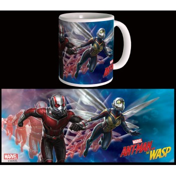 MARVEL MUG ANT-MAN & THE WASP - SUB-ATOMIC