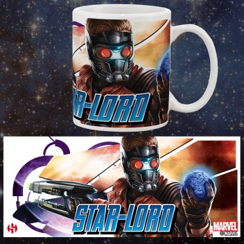 MARVEL MUG STAR-LORD - GUARDIANS OF THE GALAXY