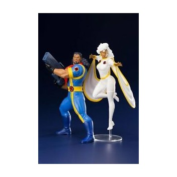 BISHOP & STORM 2PACK- X-MEN 92 - ARTFX STATUE