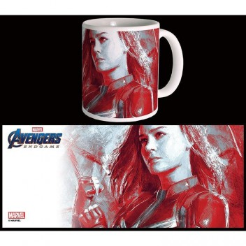 MARVEL MUG AVENGERS ENDGAME - CAPTAIN MARVEL