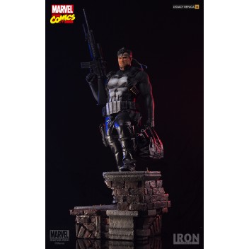 THE PUNISHER LEGACY REPLICA 1/4 STATUE - IRON STUDIOS