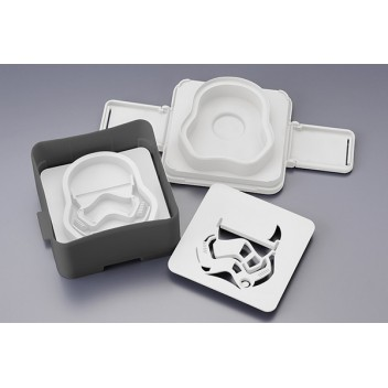 POUCH SANDWICH SHAPER FIRST ORDER STORMTROOPER - STAR WARS