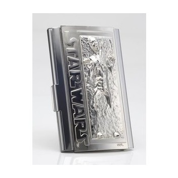 HAN SOLO IN CARBONITE - BUSINESS CARDHOLDER