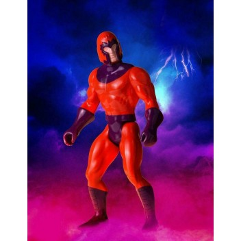 MAGNETO JUMBO FIGURE MARVEL 1/6 - GENTLE GIANT