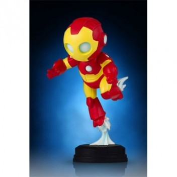 IRON MAN ANIMATED STATUE BY SKOTTIE YOUNG - MARVEL