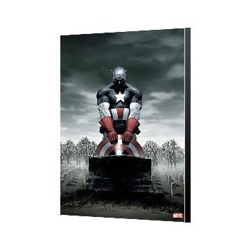 CAPTAIN AMERICA 4 - STEVE EPTING - AVENGERS LAMINAGE 24x36