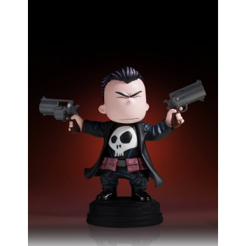 PUNISHER ANIMATED STATUE
