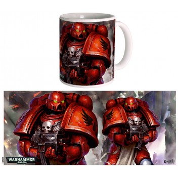 MUG BLOOD ANGELS SPACE MARINES - WARHAMMER 40K