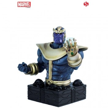 MARVEL BUST THANOS THE MAD MAN - X-MEN